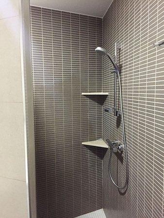 Casabermeja, Spania: Shower