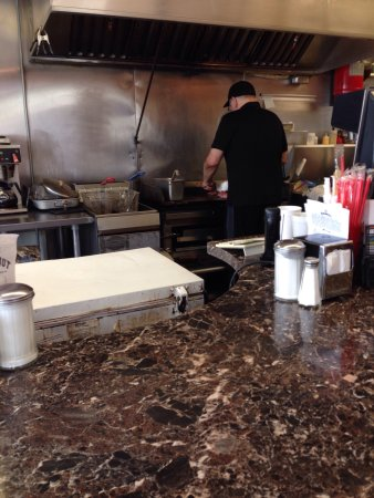 Southport, CT: Menu and inside
