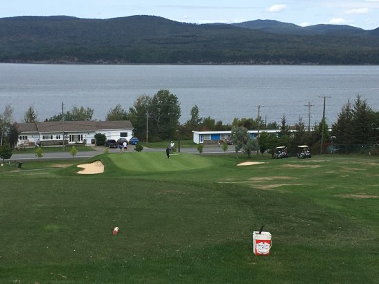 Campbellton, Kanada: Restigouche Golf and Country Club