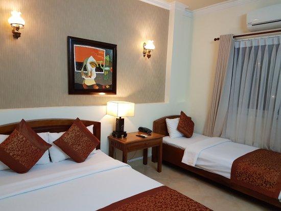 Bich Duyen Hotel: Zimmer in der 4. Etage
