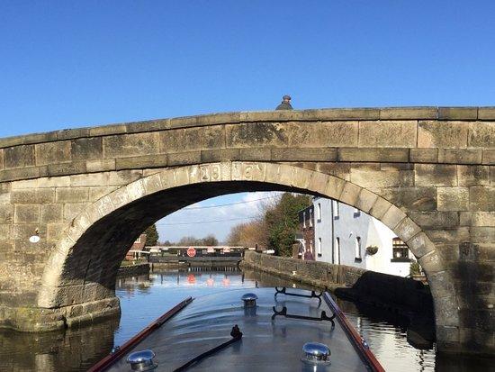 Burscough, UK: Locks