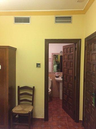 Huetor Tajar, Spanien: to the bathroom
