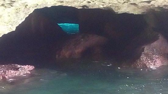 Andrano, อิตาลี: La Grotta Verde