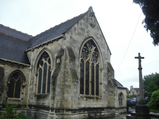 St Laurence Church