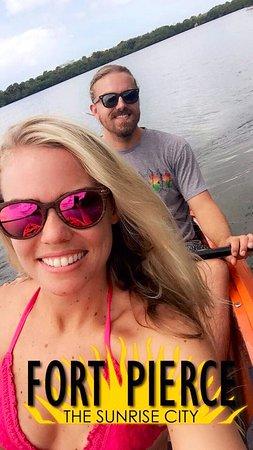Fort Pierce, FL: kayaking date