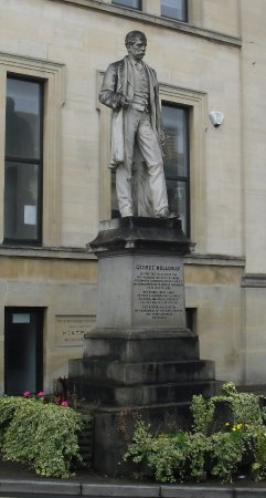 George Holloway Statue