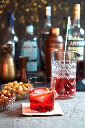 Greenport, Estado de Nueva York: Cocktails at The Halyard