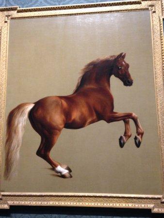 National Gallery: vue