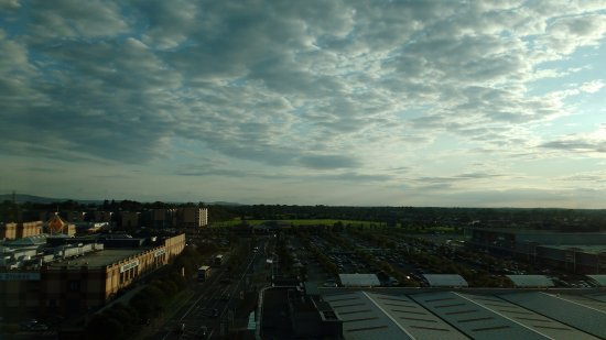 Blanchardstown, Irlanda: View from room no. 927