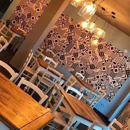 sala - casa mia pizzeria italiana, albizzate resmi - tripadvisor
