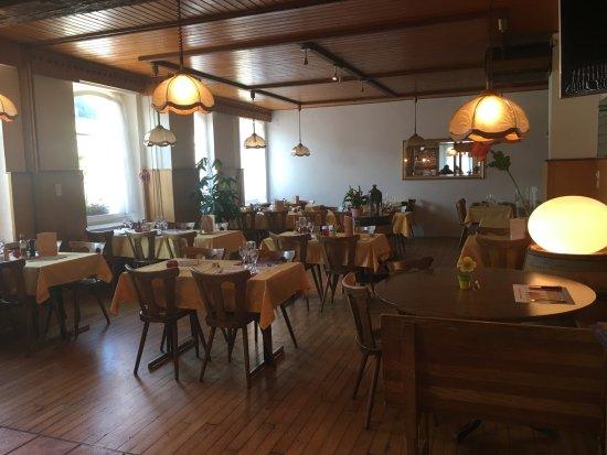 Restaurant Du Soleil Movelier Route De France 2