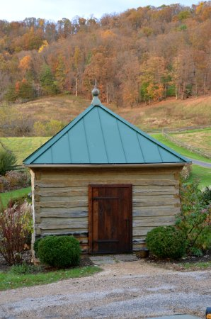 Sperryville, Wirginia: Original Smoke House