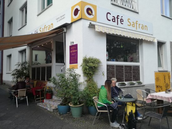 img 20170919 175038 picture of safran cafe bochum tripadvisor. Black Bedroom Furniture Sets. Home Design Ideas