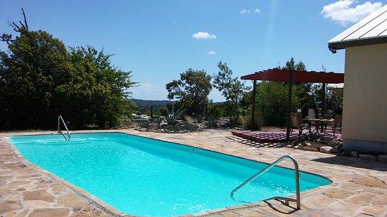 Boerne, TX: The Pool!