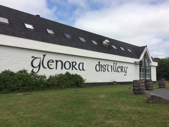 Mabou, Kanada: Outside of the distillery