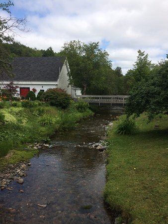 Mabou, Kanada: the gounds