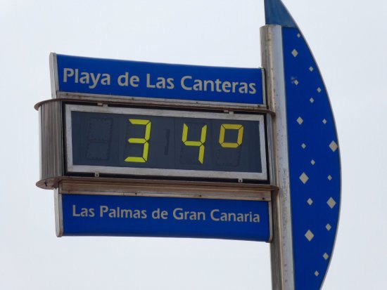 Playa de Las Canteras: photo4.jpg