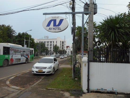 ArghyaKolkata AV Hotel, Vientiane-2