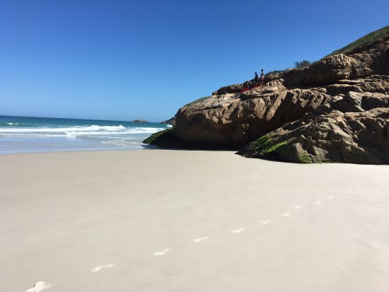 Praia Brava: Linda