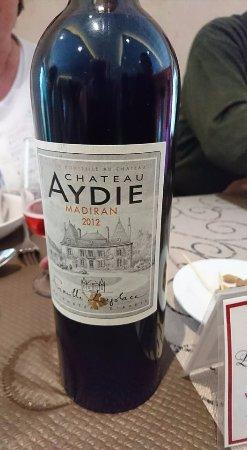 Restaurant Minvielle : belle carte de vins de Madiran