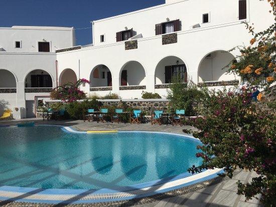 New Haroula Hotel  Fira  Grecia   Prezzi 2018 E Recensioni