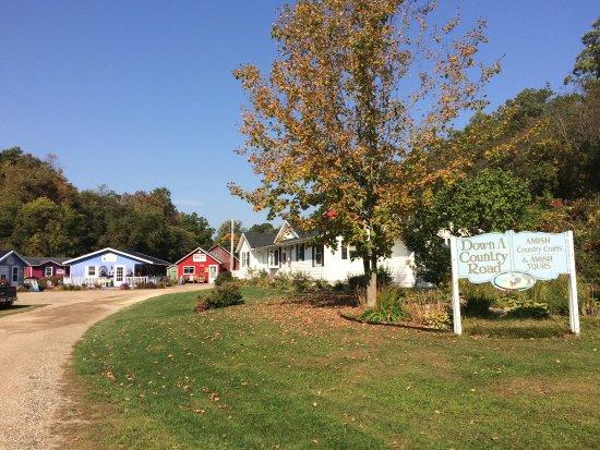 Cashton, WI: Outside the village
