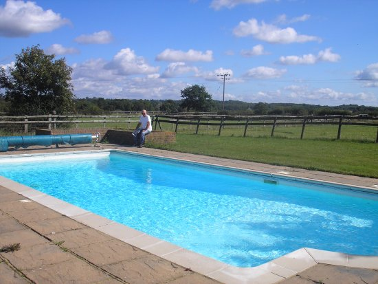 Woodchurch, UK: Lovely pool