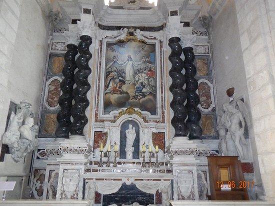 Santa Maria del Fiore: cappellina interna