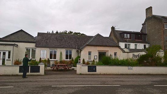 Peet's Place, Lochinver