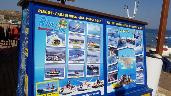 Blue Line Water Sports