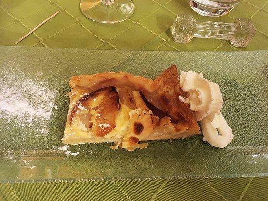 Château La Roque Margaux: one of the desserts
