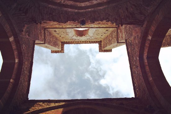 Chiusdino, Italië: abbazia San Galgano