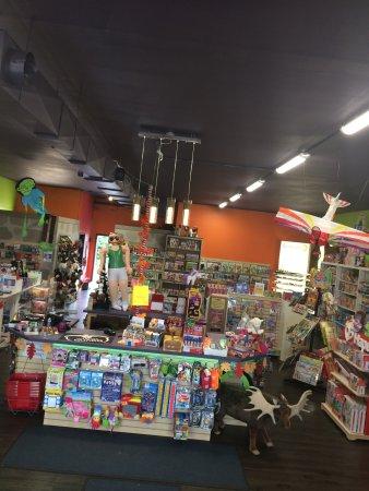 Petawawa, Kanada: Lots of great gifts!