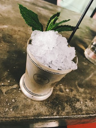 Paris, KY: Mint Julep isn't always something terrible.  Ours are perfect.