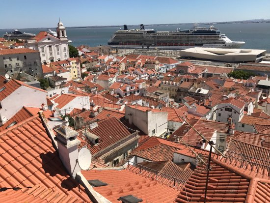 Photo of Tourist Attraction Alfama at Lisbon, Portugal