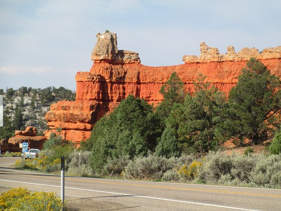 Panguitch, UT: Take a hike through these red hills