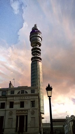 BT Tower (The British Telecom Tower)