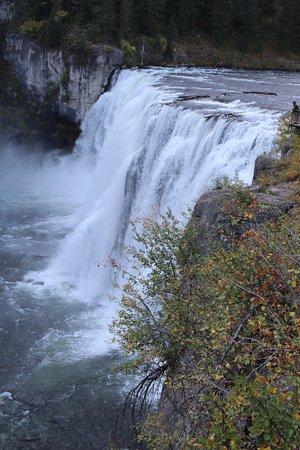 Ashton, ไอดาโฮ: Upper Falls