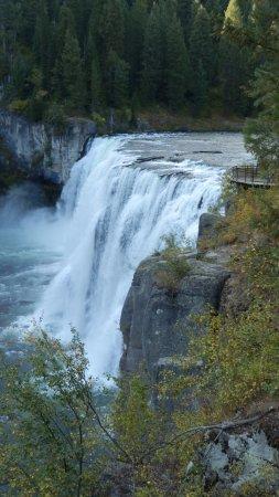 Ashton, ไอดาโฮ: Messa Upper Falls