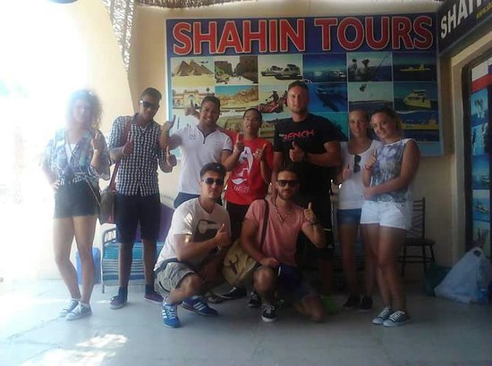 Shahin Tours Hurghada