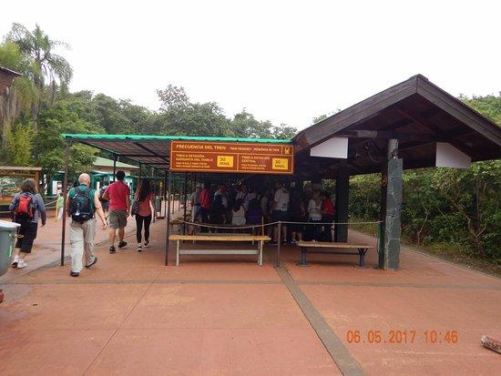 Фос-ду-Игуасу: Parque Iguazu