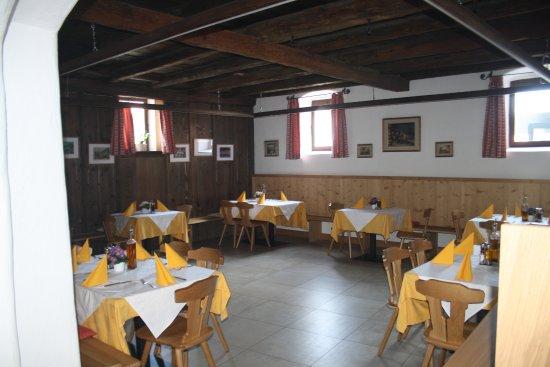Терлано, Италия: Wirklich schönes Lokal auf für Feste