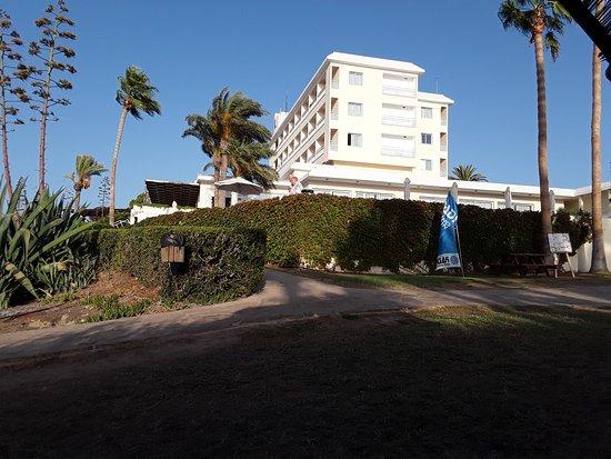 Cynthiana Beach Hotel Location