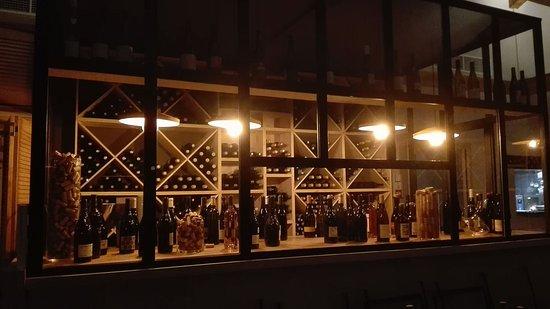 L'Epicurien Restaurant: notre cave