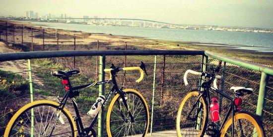 Coronado Bike Tour's Lookout Stop
