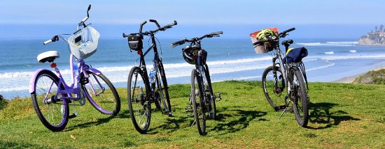 Coronado, CA: Mission Bay Bike Tour's Lookout Stop