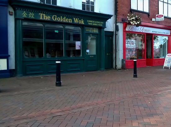 The Golden Wok, Holywell