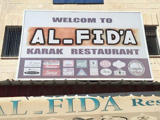 Karak, จอร์แดน: Al Fida