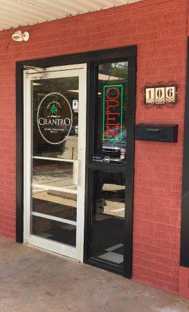 Bryan, TX: Restaurant Entrance