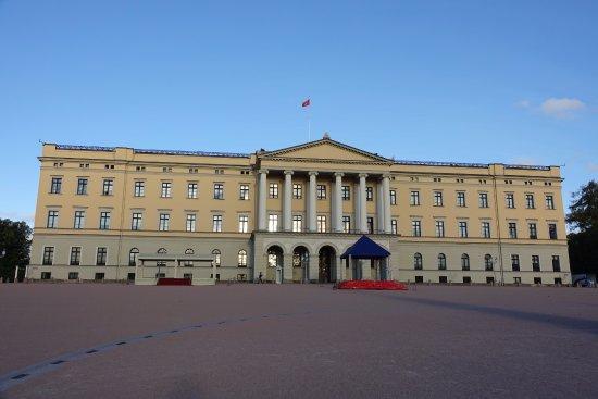 kongelige slott oslo